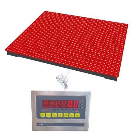 CSG SERIES HEAVY DUTY PLATFORM SCALE*PRICE REDUCED STOCK*