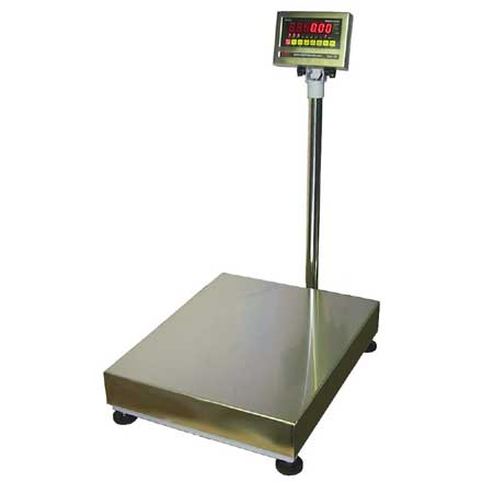 Floorstanding Scales from weighingscales.com