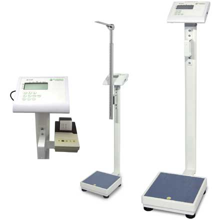 MARSDEN M-110 PROFESSIONAL PHYSICIANS SCALE with BMI