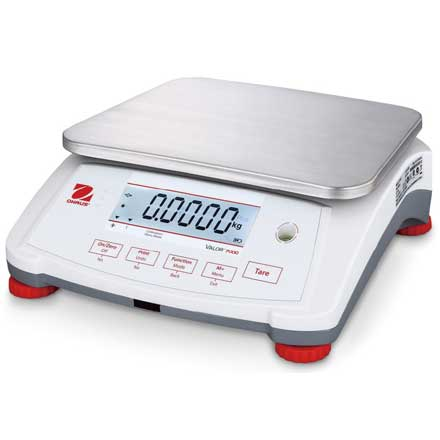 OHAUS VALOR 7000 *REDUCED PRICE STOCK* COMPACT FOOD INDUSTRY SCALE
