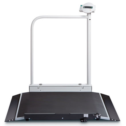 SECA MODEL 677 WHEELCHAIR SCALE