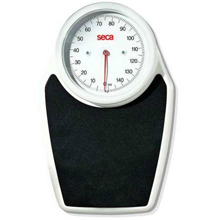 SECA MODEL 761 MECHANICAL PERSONAL SCALE