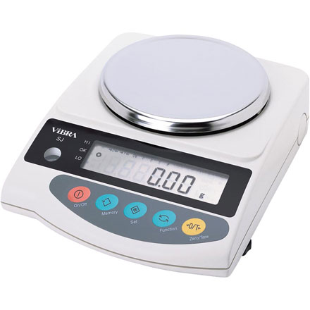 SHINKO-DENSHI SJ-620 ELECTRONIC JEWELLERY SCALE