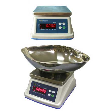 T-SCALE L1 Series ULTRA ROBUST WATERPROOF BENCH SCALE