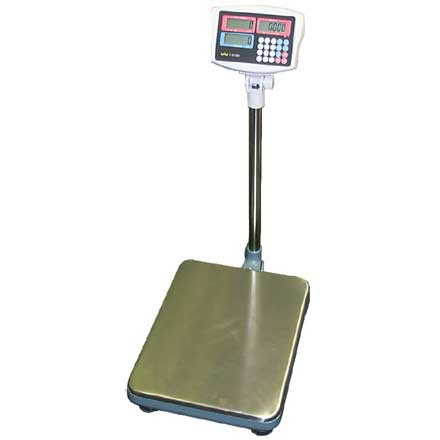 T-Scale KC-MS Counting Floor Scale - Short or long term hire