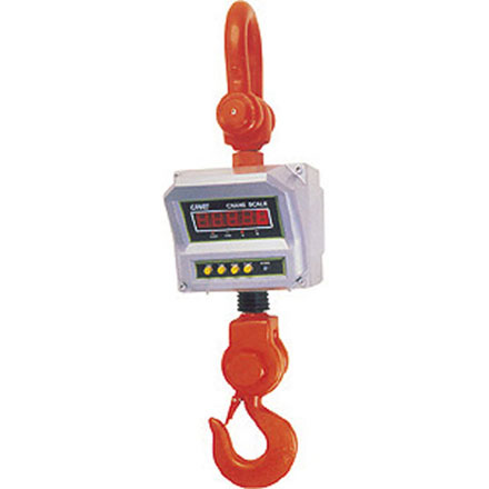 UWE ACS Series HEAVY DUTY TRADE APPROVED CRANE SCALE