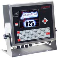 CARDINAL 825 'SPECTRUM' EC APPROVED WEIGHT INDICATOR