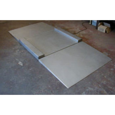 VALUEWEIGH STAINLESS DRIVE-THRU PLATFORM | weighingscales.com