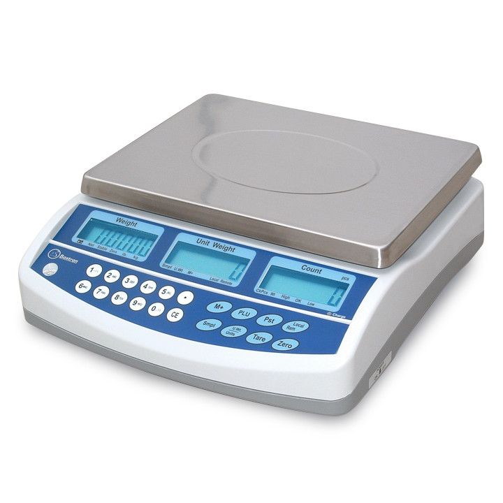 BAXTRAN BCD COUNTING SCALE
