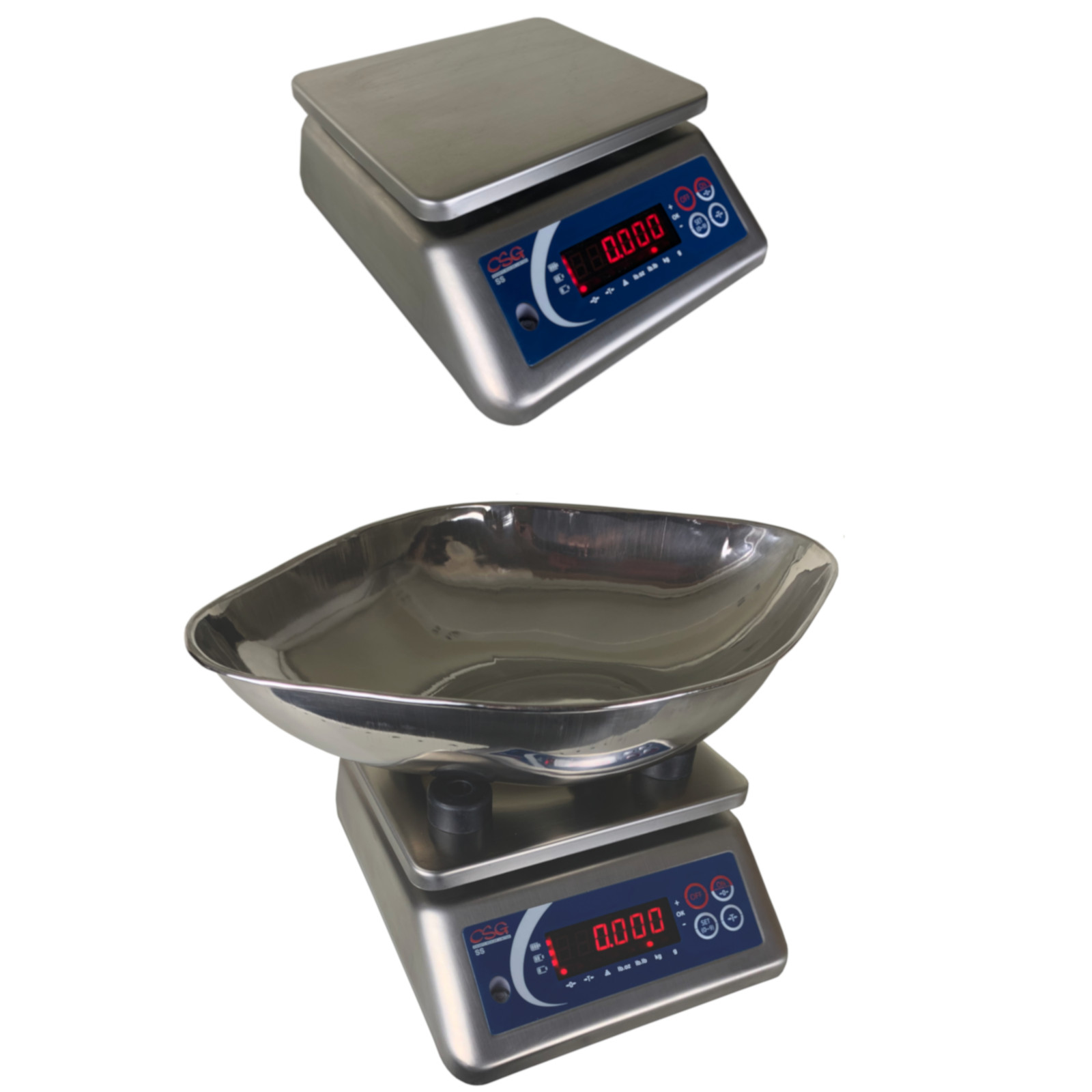 Industrial Food Scales from weighingscales.com