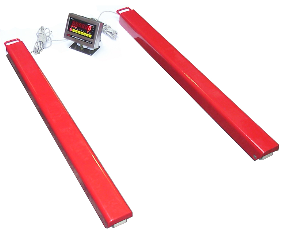 LPB Heavy Duty Weigh-beams - Short or long term hire