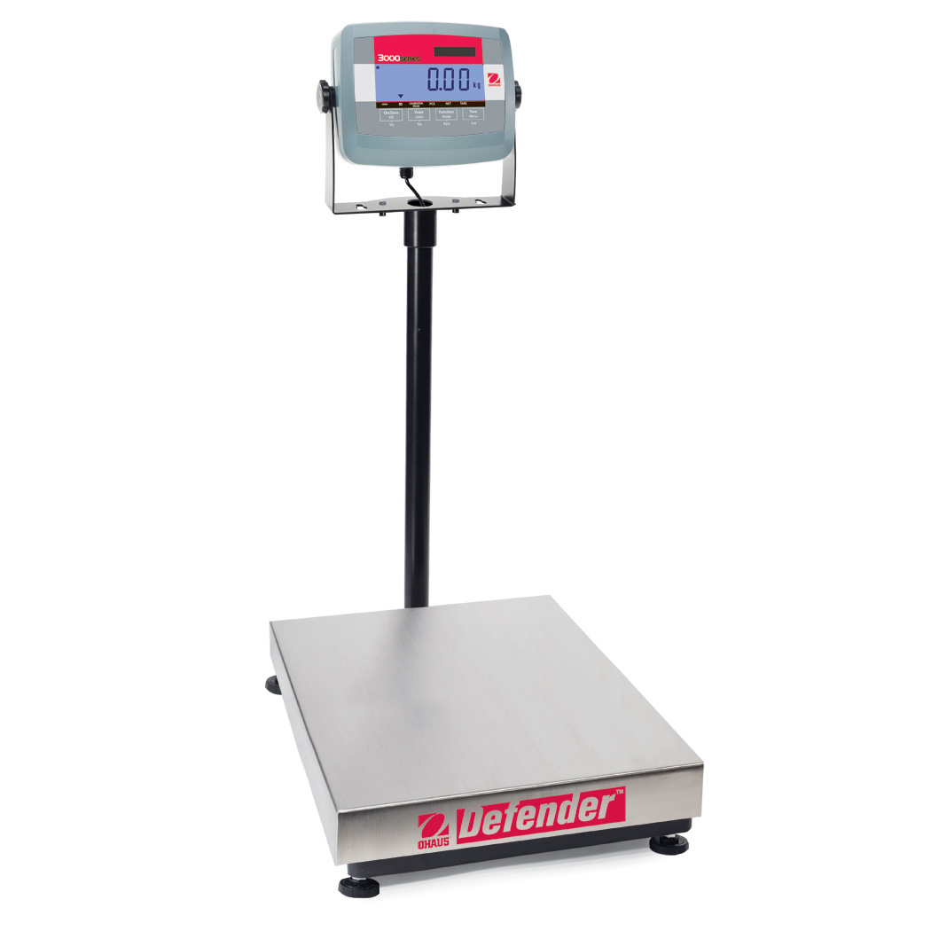 OHAUS DEFENDER 3000 BENCH OR FLOOR SCALE