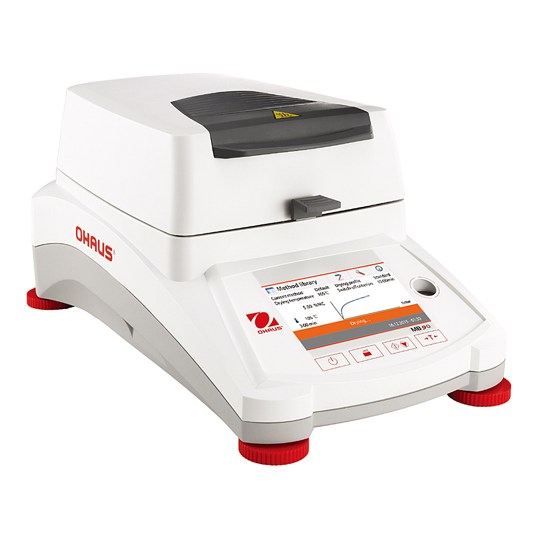 OHAUS MB90 PRECISION HIGH SPEED MOISTURE ANALYSER