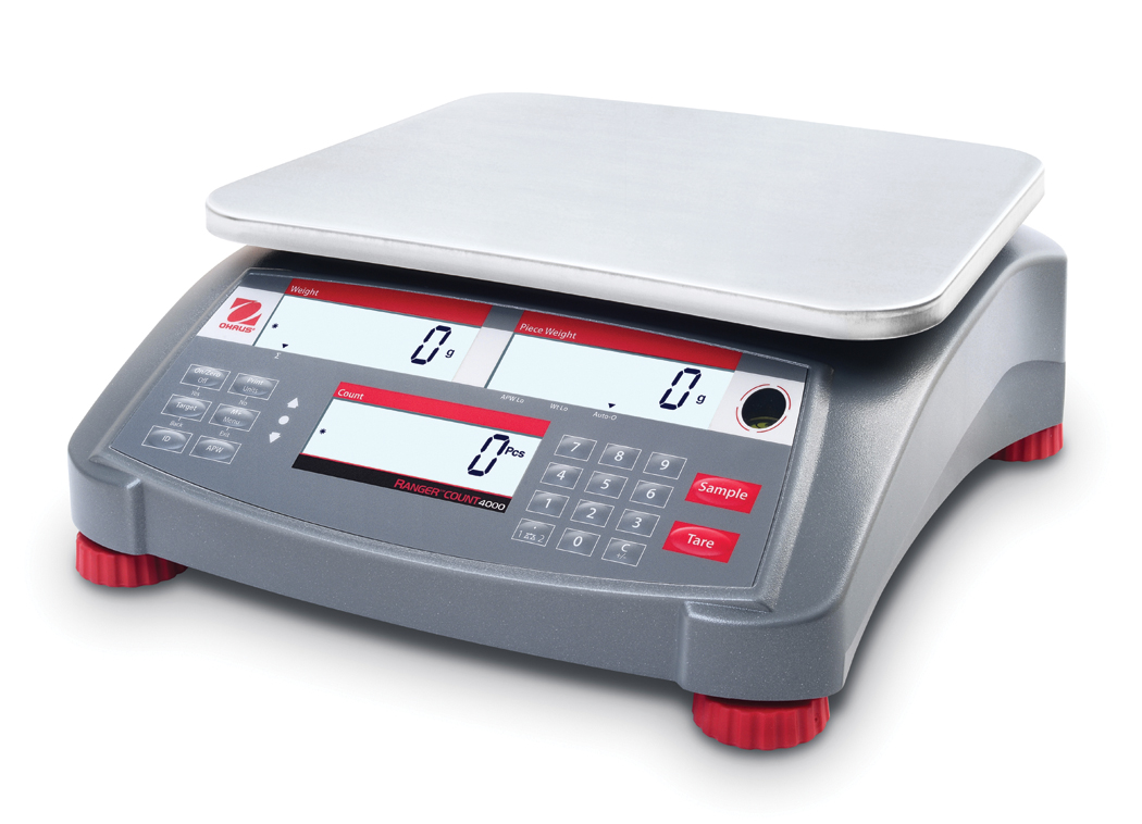 OHAUS RANGER COUNT 4000 COMPACT COUNTING SCALE