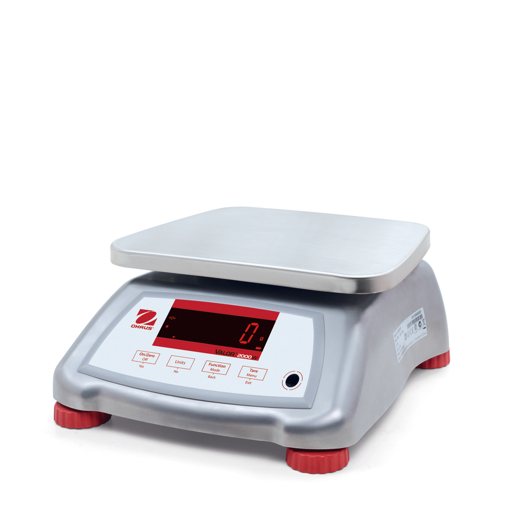 OHAUS VALOR 2000 COMPACT BENCH SCALE - REDUCED