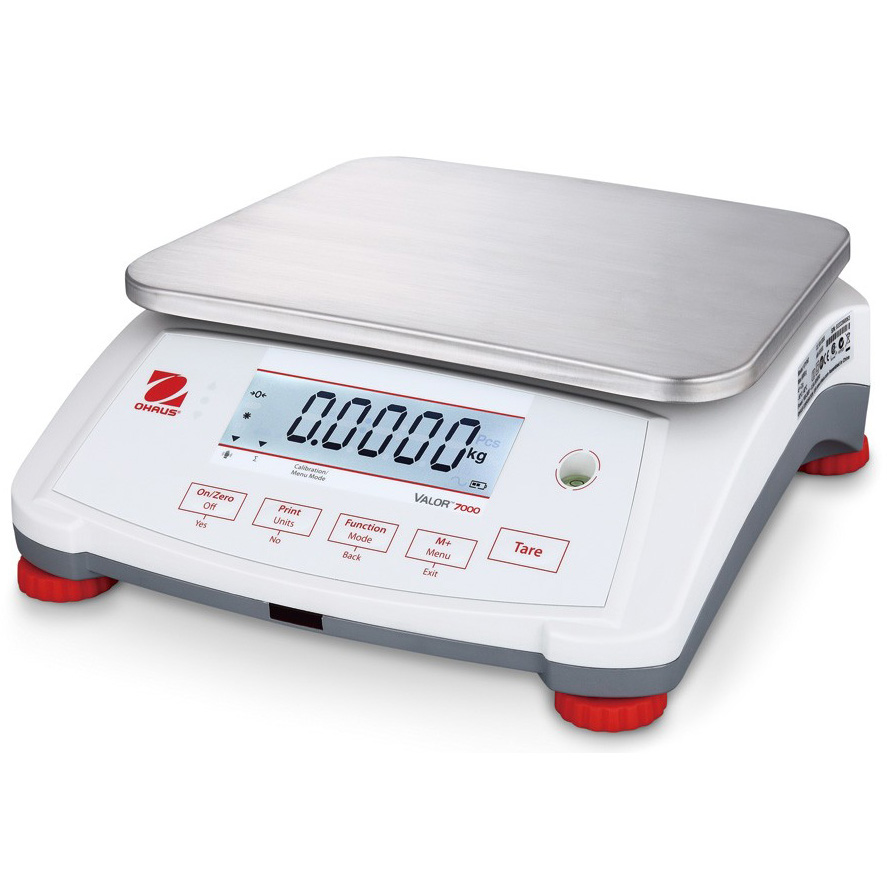 OHAUS VALOR 7000 COMPACT FOOD INDUSTRY SCALE - REDUCED