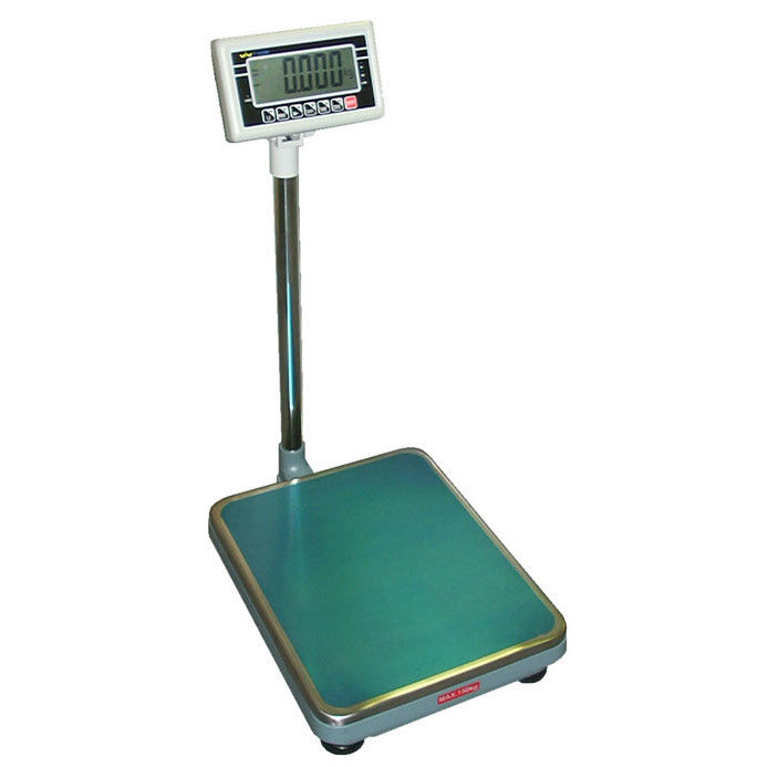 T-SCALE MBW-MS INDUSTRIAL FLOOR SCALES