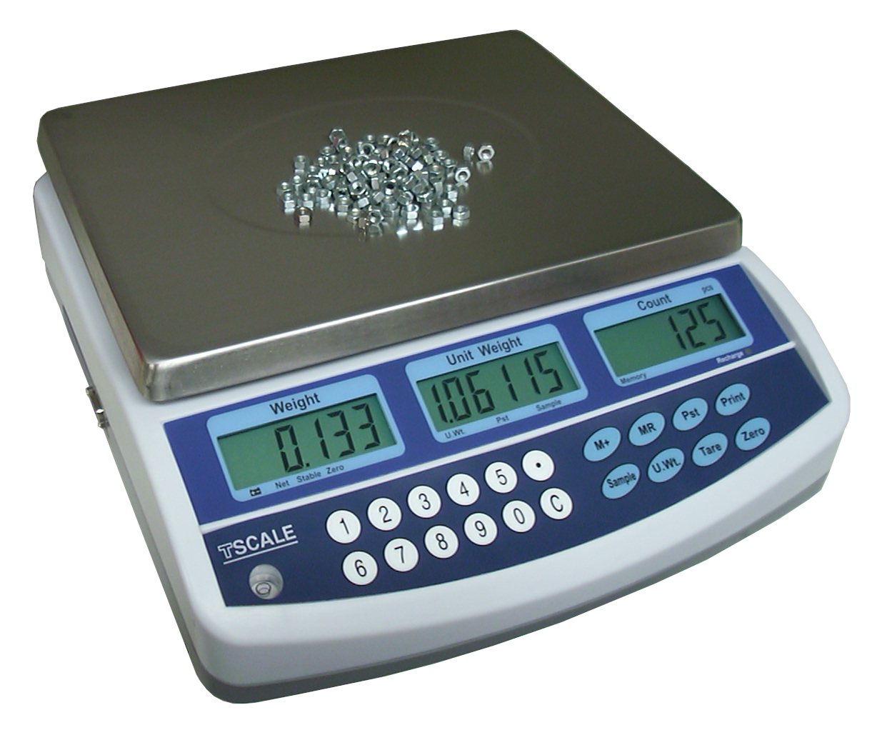 Weigh Counters from weighingscales.com