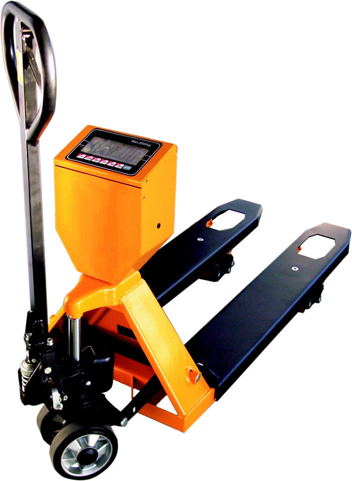T-SCALE TPS TRADE APPROVED PALLET TRUCK SCALE