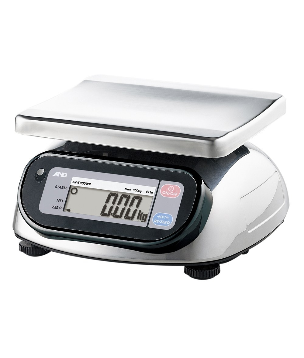 A&D SK-WP TITAN SERIES | weighingscales.com