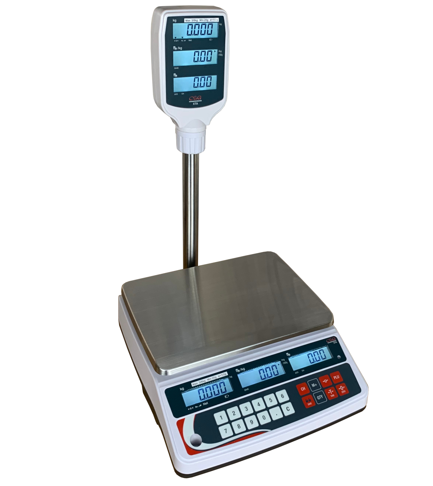 CSG XTA-P | weighingscales.com