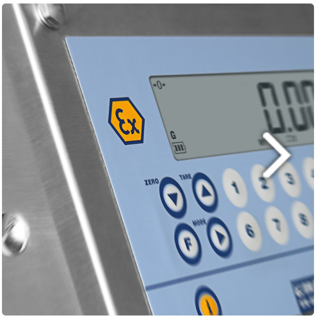 DINI-ARGEO ATEX 3GD SERIES SCALES | weighingscales.com
