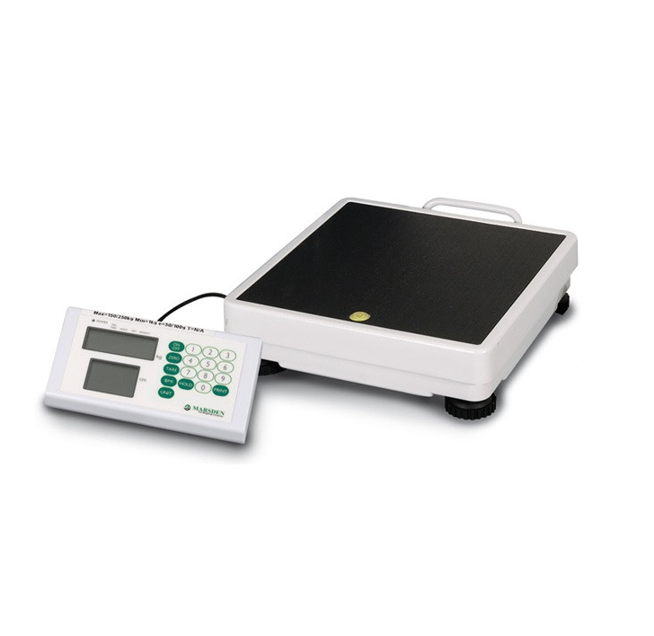 MARSDEN M-510 DIGITAL PORTABLE MEDICAL SCALE with BMI