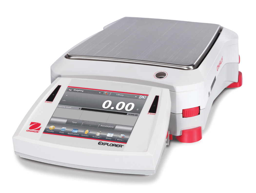 OHAUS EXPLORER PRECISION | weighingscales.com