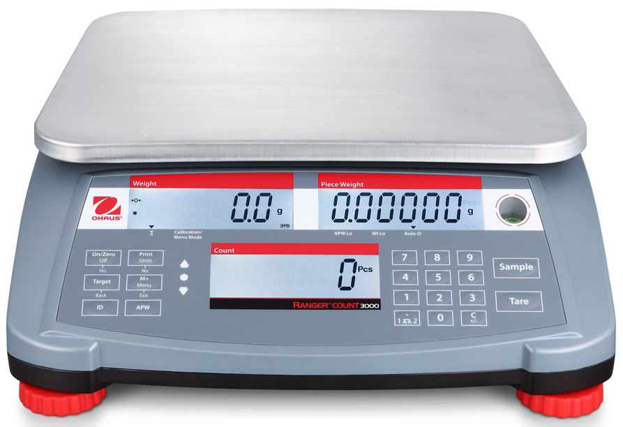 OHAUS RANGER COUNT 3000 | weighingscales.com